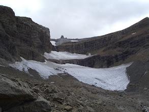 Photo: El dedo i la glacera del Taillón
