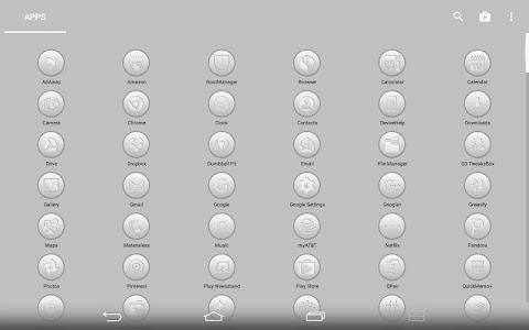 Sterile Icon Pack v1.6