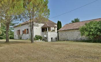 maison à Belmontet (46)