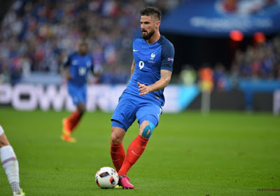 Giroud in top-3 Franse goalgetters