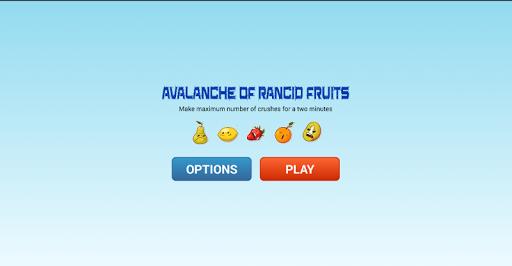 Avalanche of Rancid Fruits