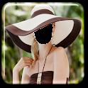 Hat On Head Photo Editor icon