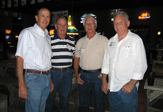 Photo: Bill Forney, Charlie Simons, Ivan Estes, Jim Williams