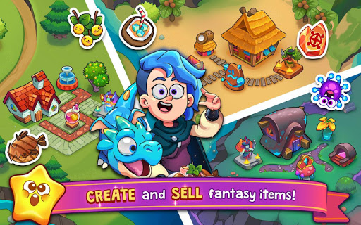 Potion Punch 2: Fantasy Cooking Adventures screenshots 10