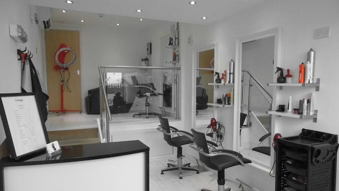 Fringe Hair Salon Hairdresser In Manchester