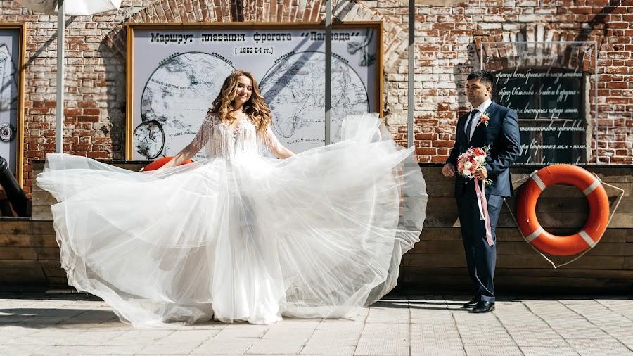Wedding photographer Taisiya Medvedeva (Sonrisa73). Photo of 08.04.2019