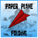 Paper Plane Folding icon