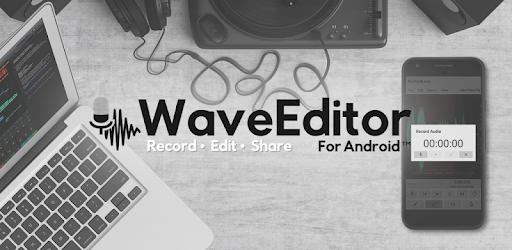 Resultado de imagen de WaveEditor for Android