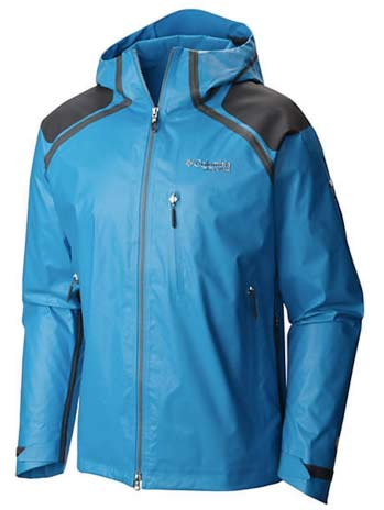 A men's OutDry Ex Diamond Shell Jacket at columbia.com.