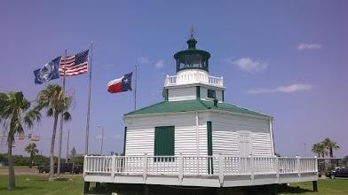 Photo: Lighthouse Port Lavaca