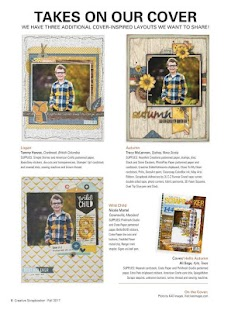 Creative Scrapbooker Magazine- screenshot thumbnail