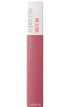 Labial Maybelline Superstay Matte Ink Larga Duración 15 Lover 5ML
