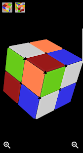 Real Rubik's Cube - náhled