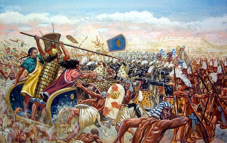 Битва при Кадеше, Giuseppe