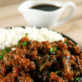Mongolian Beef With Hoisin Sauce Recipes
