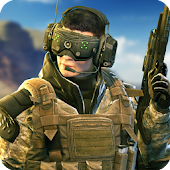 Frontline Army Action Commando