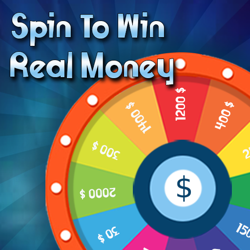 Spin To Win Real Money : Earn Money for PC