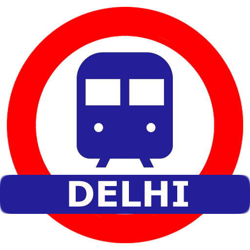 Delhi Metro Route Map and Fare - Apps on Google Play