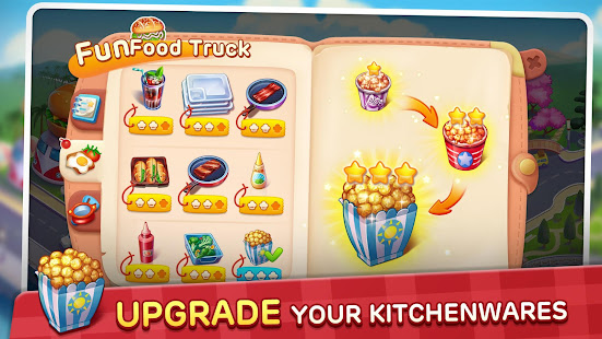 Download Cooking Yummy-Restaurant Game For PC Windows and Mac apk screenshot 7