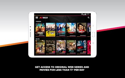 ALTBalaji-Comedy, Thriller, Drama & Romantic Shows APK screenshot thumbnail 7