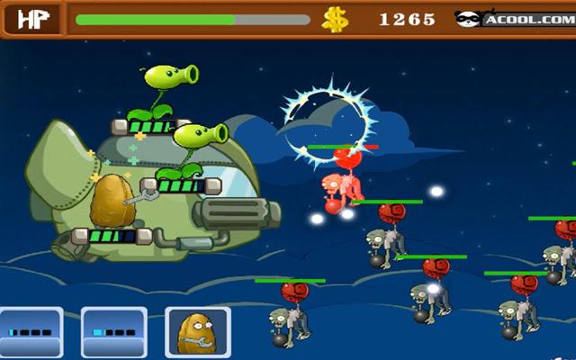 Zombies Star War