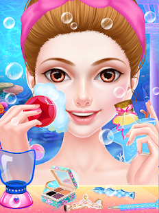 Mermaid Makeup and Dressup - náhled