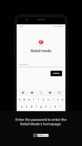 Download OnePlus Retail Mode MOD APK 1
