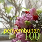100 penyembuhan icon