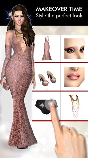 Code Triche Fashion Empire - Dressup Boutique Sim APK MOD screenshots 3