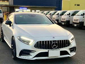 CLS CLS55 cls amg53のカスタム事例画像 テルルートさんの2020年11月22日06:12の投稿