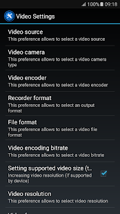 Secret Video Recorder (free)- screenshot thumbnail
