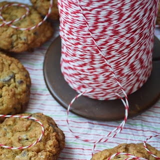 Santa's Bacon Chocolate Chip Cookies
