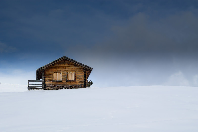 Tra cielo e neve di utente cancellato