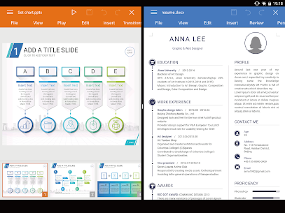 WPS Office – Word, Docs, PDF, Note, Slide & Sheet Mod 11.3.2 Apk [Ads Free/ Feature listed] 9