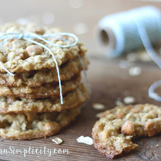Amazing Oatmeal Butterscotch Cookies