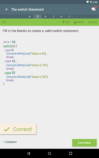 玩免費社交APP|下載SoloLearn: Coding Community app不用錢|硬是要APP