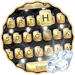 Luxury Fashion Keyboard Theme Icon