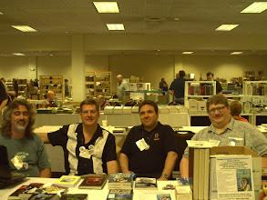Photo: Mike Croteau, Win Eckert, Frank Schildiner,& John Small