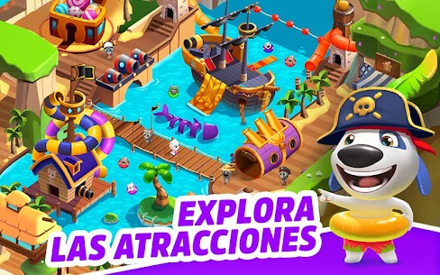 Talking Tom Pool Apk 9