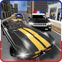 Real Police Car Chase icon