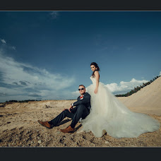 Wedding photographer Anna Vengrovskaya (artprojektas). Photo of 01.09.2016