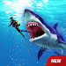 Angry Shark Attack - Wild Shark Game 2019 icon
