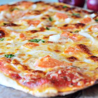 Whole Wheat Pizza.