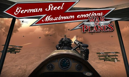 Sky Baron: War of Planes FREE- screenshot thumbnail
