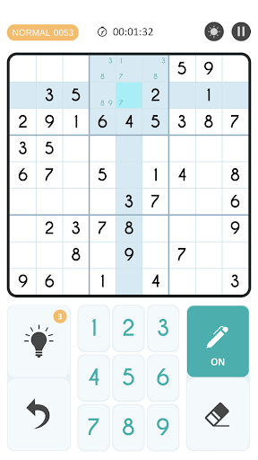 Sudoku Puzzle Edition screenshot 5