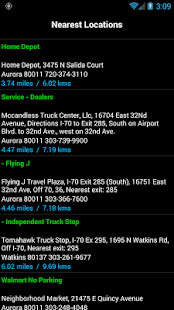Truck Stops and Travel Plazas Screenshot 3