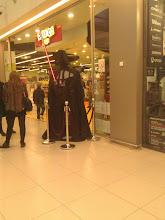 Photo: Also Darth Vader.
