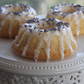 Lemon Yoghurt Bundt Cake