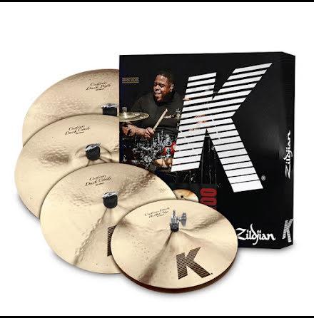 Zildjian K Custom cymbalpack - KCD900
