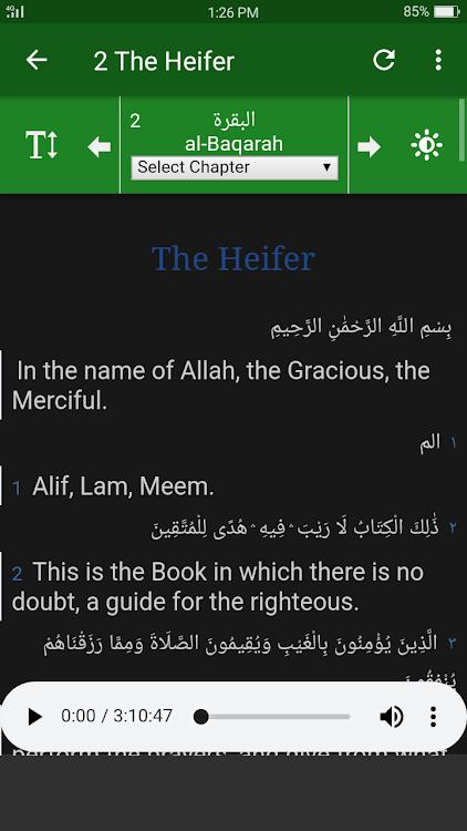 Al Quran English Translation – (Android Apps) — AppAgg